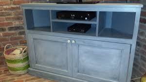 diy corner tv stand tv stands diy corner stand ana white projects easy plans electric fireplace