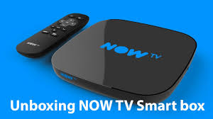 New NOW TV Smart box with freeview, powered by Roku - YouTube