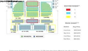 74 Unfolded Comerica Theatre Seat View