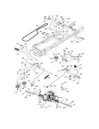 P0902018 00003 to craftsman gt5000 belt routing diagram