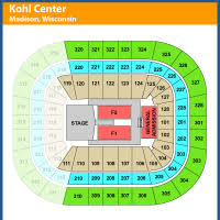 Kohl Center Events And Concerts In Madison Kohl Center