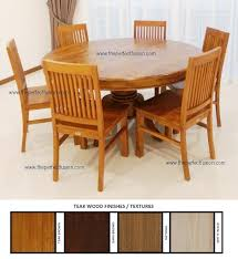 teak round dining table round dining 8 seater solid teak dining table