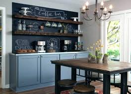 chalk painting kitchen cabinets. Chalkboard Paint For Kitchen Cabinets Create Your Own Coffee Or Wine Bar Using Chalk Painting