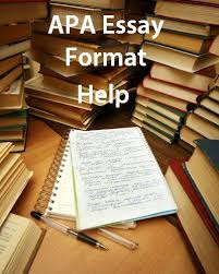 apa essay help style and apa college essay format apa essay format