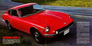 Interesting Collector Cars For Less Than $50k USD-Datsun 240Z