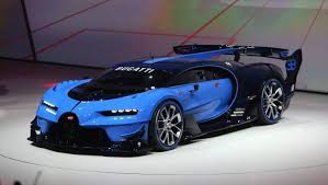 Bugatti S New H Plus Supercar To Top
