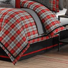 bedding black white and red bedding magnificent photo design