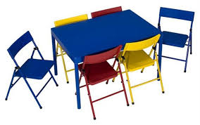 kids folding table and chairs set 16 awesome childrens facil furniture jpg