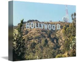 And every time i see the hollywood sign, i have to pinch myself because i can not believe i now actually live here. Hollywood Sign By Edward Molina