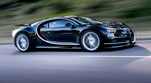 The Bugatti Chiron Will Be The Fastest, Most Powerful, And Expensive  Supercar When It Ships. Unveiled At Beginning Of 2016 Geneva Auto Show, ...