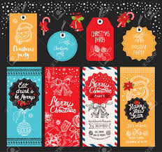 Christmas Restaurant Brochure Menu Template Vector Holiday