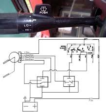 gm wiper motor wiring diagram wiring diagram wiper motor test bench diagram team aro tech