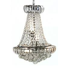 gar044 medium princess chandelier with austrian crystal