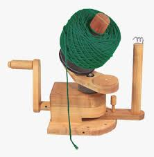 wooden yarn ball winder concept multi craft equipment heavy duty