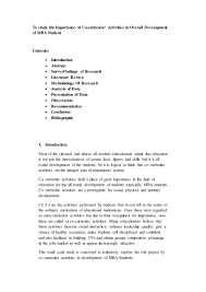co curricular activities resume resume for study we found 70 images in co curricular activities resume gallery