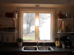 Over The Kitchen Sink Lighting How To Install A Kitchen Pendant Light In 6 Easy Steps Diy