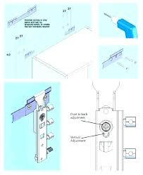 kitchen wall cabinet hanging brackets installation
