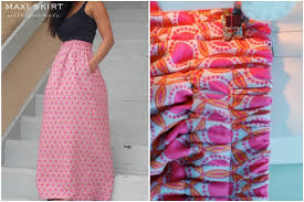 Skirt Patterns With Pockets Unique 48 Maxi Skirts You Must Make For Your Closet The Sewing Loft