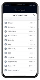Tip Chart Wallet Card Crypto Wallet App Buy Sell Send Crypto Without Fees In