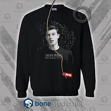 Shawn Mendes Hoodie Size Chart Shawn Mendes Sweatshirt Unisex Size S M L Xl 2xl 3xl
