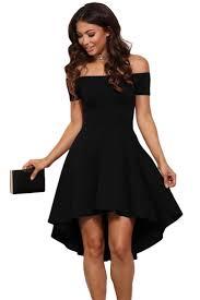 Best 25 Black Off Shoulder Dress Ideas On Pinterest Off Black