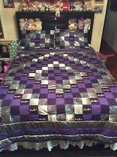 Crown Royal Quilt | eBay & Crown Royal Quilt with Satin Diamond Pattern with matching Pillow Shams Adamdwight.com