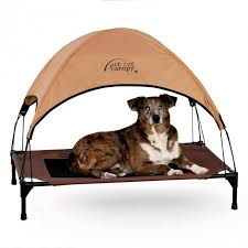 K&H Pet Cot Canopy™ - Dog Bed Shade Overhang by K&H Pet Products