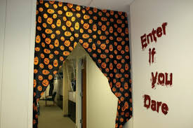 office halloween decoration.  Decoration Decorate Office Cubicle For Halloween Decoration  Decorations Space In C