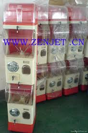 Toy Capsule Vending Machine For Sale Delectable TOY CAPSULE VENDING MACHINE ZJ48 ZENJET China Manufacturer