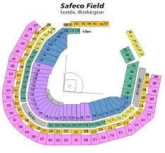 Breakdown Of The T Mobile Park Seating Chart Seattle Mariners