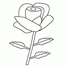 25 Bladeren Hart Met Rozen Kleurplaat Mandala Kleurplaat Voor Kinderen