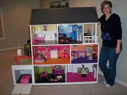 homemade barbie furniture. Barbie Doll Furniture Patterns. 18 House Plans Dollhouse Blueprints Woodworking Inch Diy Homemade N