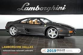 Used ferrari f355 for sale nationwide. Used 1995 Ferrari 355 For Sale Richardson Tx Stock Lc585 Vin Zffpr41a0s0099958