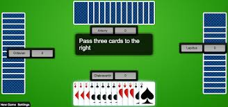 Hearts Cards Online