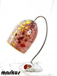 table lamp with murano glass lamp shade info