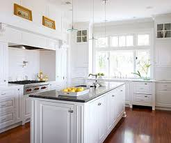 Kitchen With White Appliances Photos black kitchen cabinets with