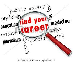Find Your Career Find Your Career Magnifying Glass
