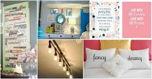 teen room decor 15 stylish diy projects