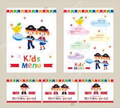 25 Party Menu Designs Free Premium Templates