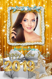 2019 new year photo frames greeting wishes 1 9 screenshots