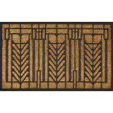 Frank Lloyd Wright Tree of Life Door Mat | Shop.PBS.org