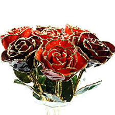 gold dipped roses gold forever roses