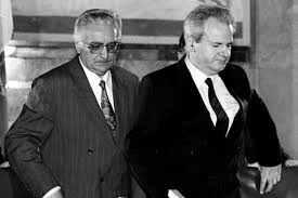 Image result for slobodan milosevic i franjo tudjman