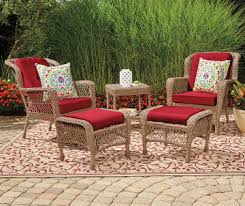 Plain Wicker Patio Furniture Sets I On Simple Design