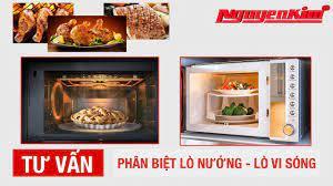 Nên mua lò nướng hay lò vi sóng - Nguyễn Kim - YouTube