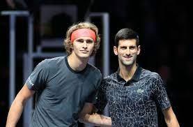 Australian Open in Melbourne: Wie oft hat Alexander Zverev gegen Novak  Djokovic gewonnen? - Sport - Stuttgarter Nachrichten
