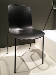 Magis Design Furniture Substance Chair In Leather By Naoto Fukasawa For Magis