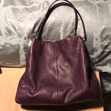 Coach large Phoebe bag authentic