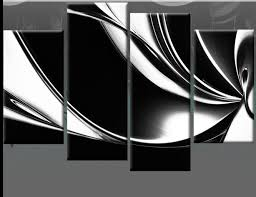 black and white abstract canvas wall art wall art designs black and white canvas wall art