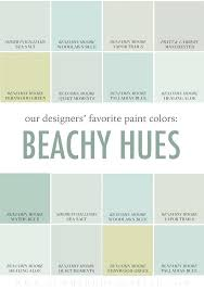 beach paint colors the best paint colors picked by the interior designers at summerhouse color schemes beach paint